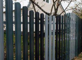 забор из евроштакетника под ключ стоимость работ