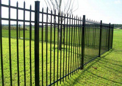 забор из профильной трубы в Краснодаре